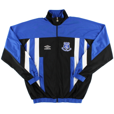 1994-95 Everton Umbro Track Jacket *As New* L