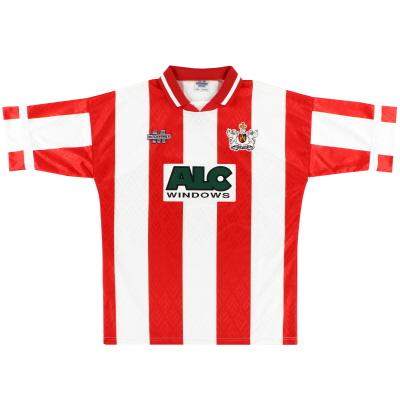 1994-95 Exeter Matchwinner Home Shirt XL