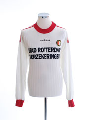 1994-95 Feyenoord Third Shirt L/S XL