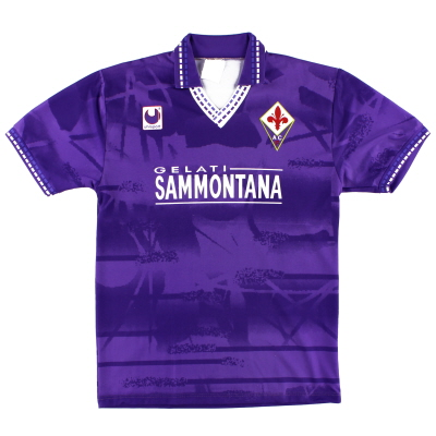 1994-95 Fiorentina Home Shirt L