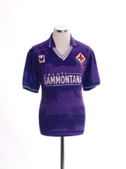 1994-95 Fiorentina Home Shirt M