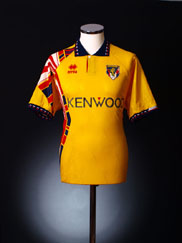 1994-95 Genoa Away Shirt XL
