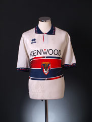 1994-95 Genoa Third Shirt *BNWT* L