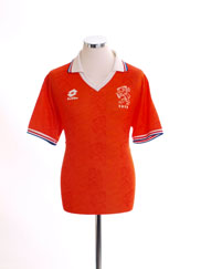 1994-95 Holland Home Shirt L
