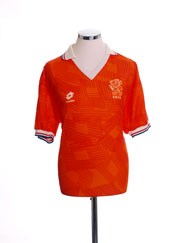 1992-94 Holland Home Shirt XXL