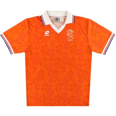 1994-95 Holland Home Shirt