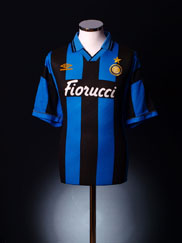 1994-95 Inter Milan Home Shirt *BNIB* L