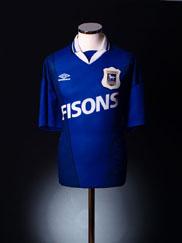 1994-95 Ipswich Home Shirt *BNIB* XL