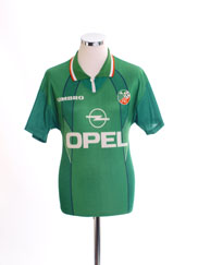 Retro Republic of Ireland Shirt