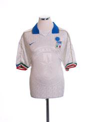 1994-95 Italy Away Shirt *Mint* L