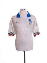 1994-95 Italy Away Shirt M