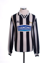 1994-95 Juventus Home Shirt L/S XL