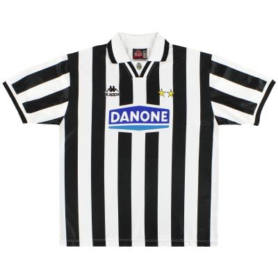 1994-95 Juventus Kappa Home Shirt XL
