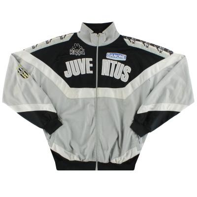 1994-95 Juventus Kappa Track Jacket L