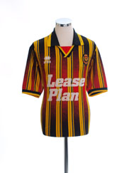 1994-95 KV Mechelen Home Shirt *Mint* L