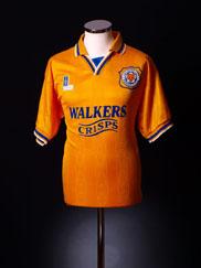 1994-95 Leicester Away Shirt XL