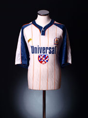 1994-95 Luton Town Home Shirt *New* XXL
