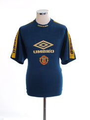 1994-95 Manchester United Training Shirt Y