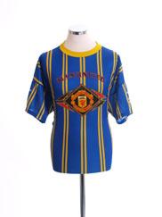 1994-95 Manchester United Umbro Training Shirt M