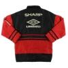 1994-95 Manchester United Umbro Bench Coat M