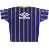 1994-95 Manchester United Umbro Training Shirt XL