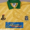 1994-95 Marine Match Worn Away Shirt #5 L/S XL