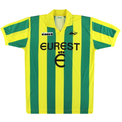 1994-95 Nantes Diadora Home Shirt L