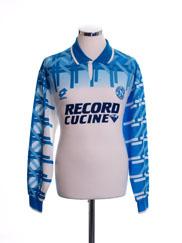 1994-95 Napoli Away Shirt L/S L