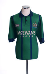 1994-95 Newcastle Third Shirt L