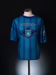 1994-95 Nottingham Forest Training Shirt *As New* M