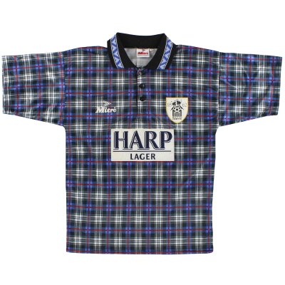 1994-95 Notts County Mitre Away Shirt S