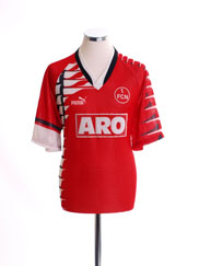 1994-95 Nurnberg Home Shirt L