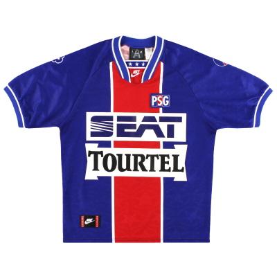1994-95 Paris Saint-Germain Nike Home Shirt M