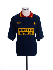 Retro Partick Thistle Shirt