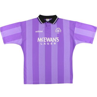 1994-95 Rangers adidas European Shirt *Mint* L/XL