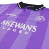 1994-95 Rangers adidas European Shirt *Mint* M