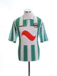 1994-95 Rapid Vienna Home Shirt *Mint* L