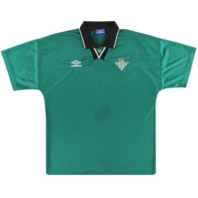 1994-95 Real Betis Umbro Away Shirt XL