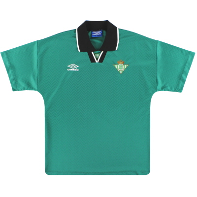 1994-95 Real Betis Umbro Away Shirt M