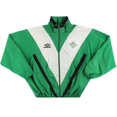 1994-95 Real Betis Umbro Track Top S