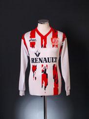 1994-95 Rot-Weiss Essen Home Shirt L/S XS