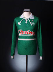 1994-95 Saint Etienne Home Shirt L/S XL