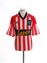 1994-95 Sheffield United Home Shirt *BNIB* XL