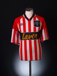 1994-95 Sheffield United Home Shirt Y