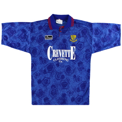 1994-95 Southend Home Shirt *Mint* M
