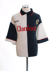 1994-95 St Mirren Home Shirt XL