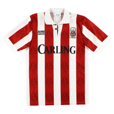 1994-95 Stoke City Asics Home Shirt S