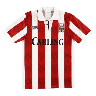 1994-95 Stoke City Asics Home Shirt S