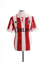 1994-95 Stoke City Home Shirt S