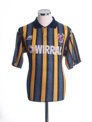 1994-95 Tranmere Rovers Third Shirt S
